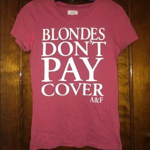 Abercrombie & Fitch Tops - Abercrombie& Fitch Women's T-Shirt